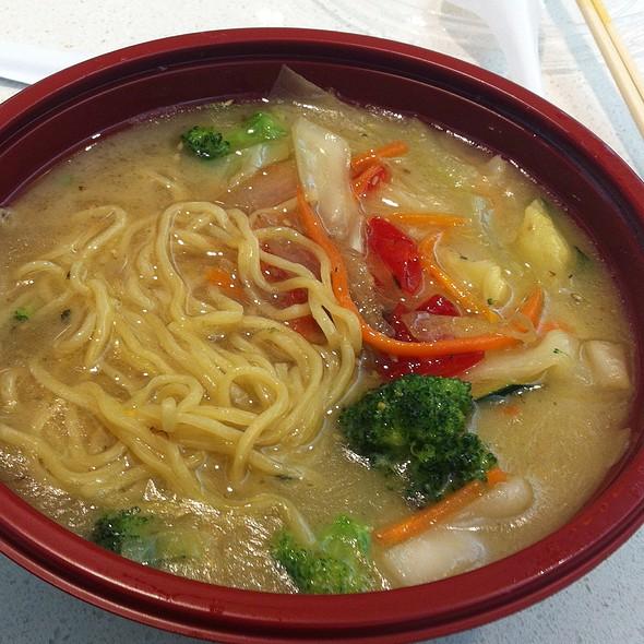 Gyoza Ramen @ Tokyo Sushi Kitchen