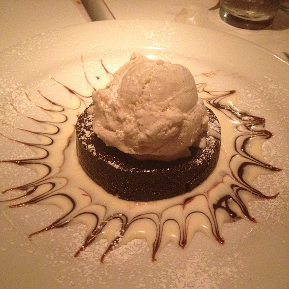 Chocolate Paradiso Cake - Sprazzo Cucina Italiana, Los Angeles, CA