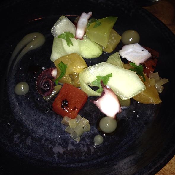 Melon 5 Ways - Plum Bar + Restaurant, Oakland, CA