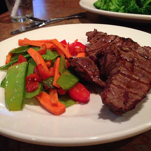 Tri Tip And Vegetables