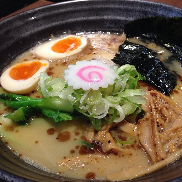 Paitan Ramen Zenbu No Se @ Kichitora of Tokyo