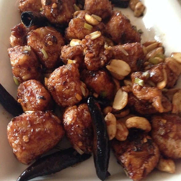 Kung Pao Chicken @ P.F. Chang's Bgc