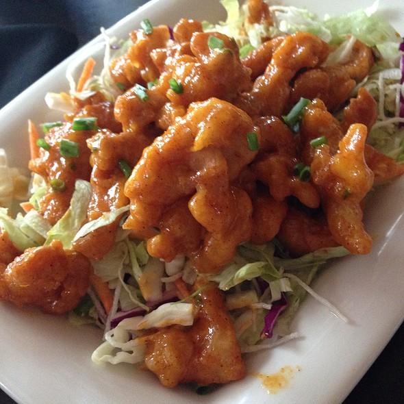 Spicy Chicken @ P.F. Chang's Bgc