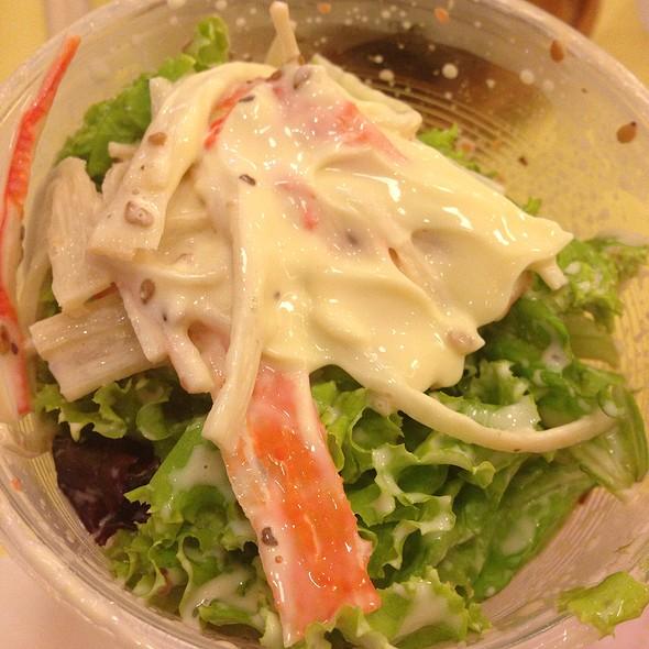 Shake Shake Kani Salad  @ Pepper Lunch