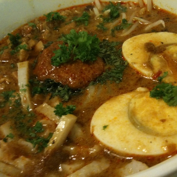 Henry Cook Signature Laksa @ Henry Cook