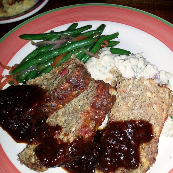 Big Meatloaf Stack - Copper Canyon Grill - Orlando, Orlando, FL