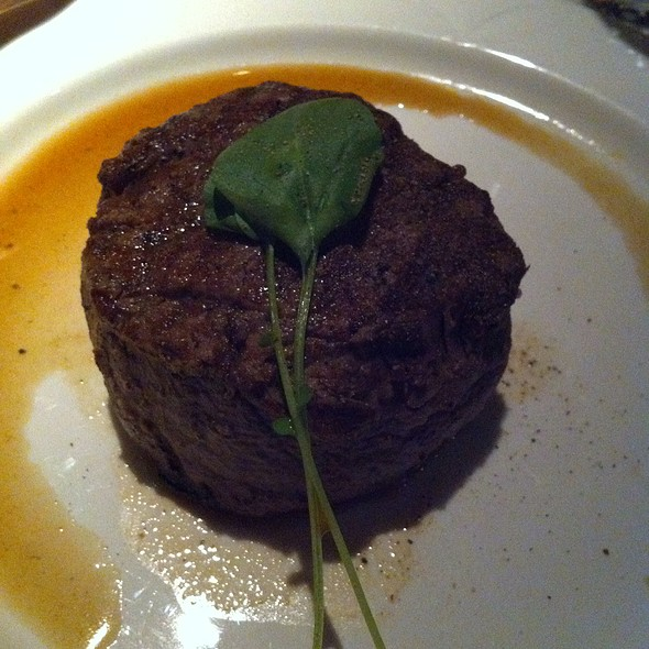 Filet Mignon - The Chop House - Ann Arbor, Ann Arbor, MI