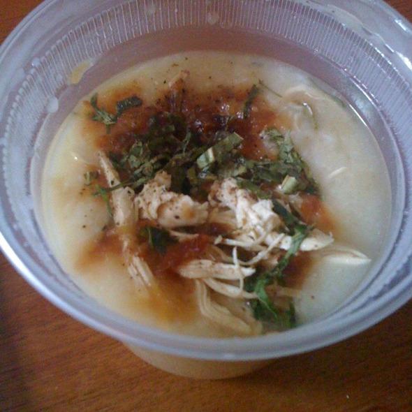 Chicken Porridge @ Out the Door