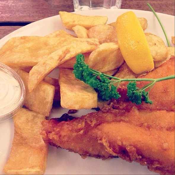 Fish and Chips - Cod