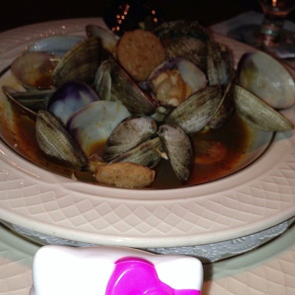 Clams - El Gaucho - Seattle, Seattle, WA