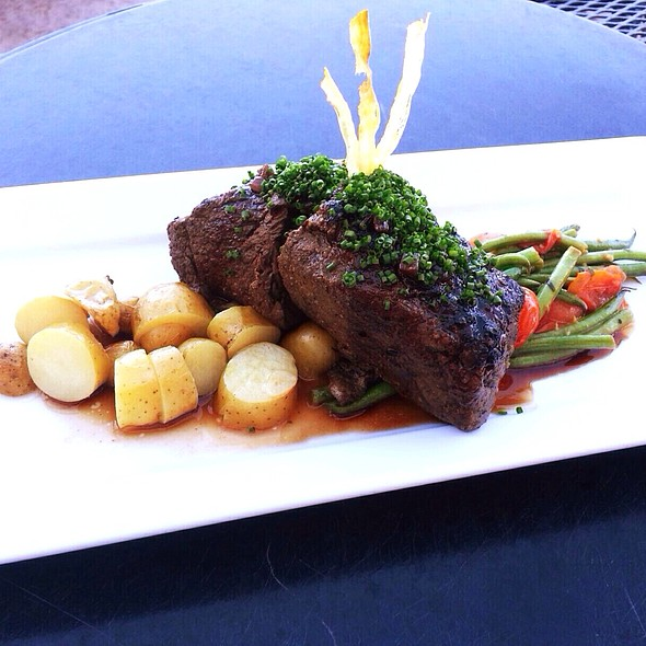 Braised Shortrib @ Signature Grill at the JW Marriott Starr Pass Resort & Spa