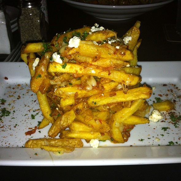 Chimichurri Fries - Jack Astor's - Toronto (Front St.), Toronto, ON