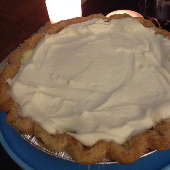 Banana Cream Pie @ Mission Pie