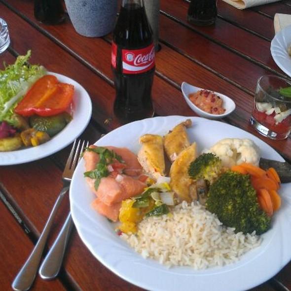 buffet @ Phantasialand