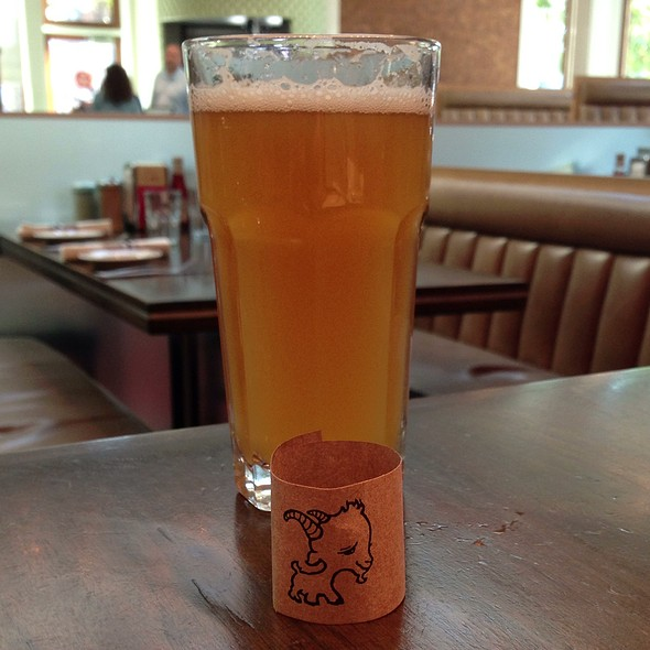 New Belgian Coconut Curry Hefeweizen @ Little Goat