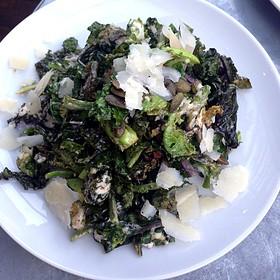 Crispy Brussel Sprout Salad