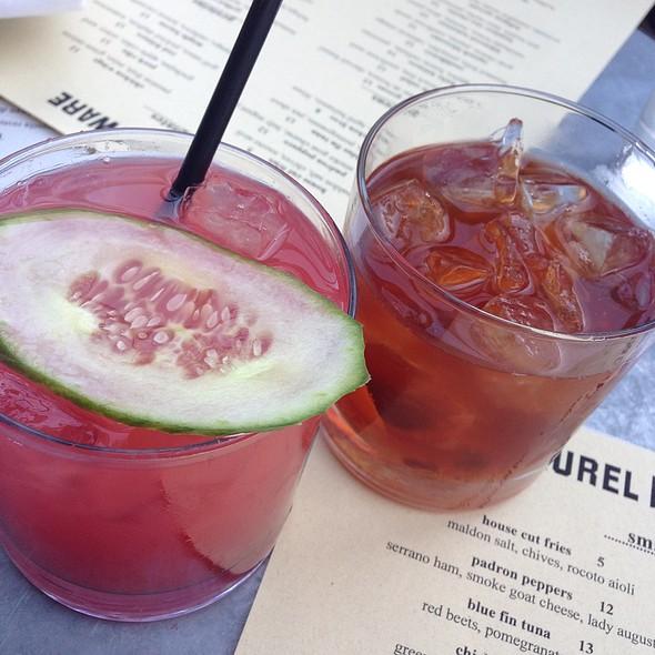Cocktails - Laurel Hardware, West Hollywood, CA