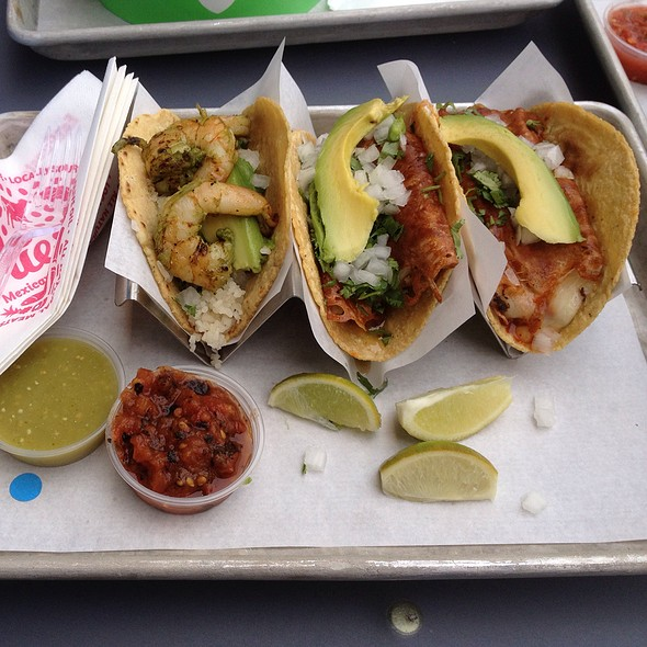 Tacos Assorted @ Puesto
