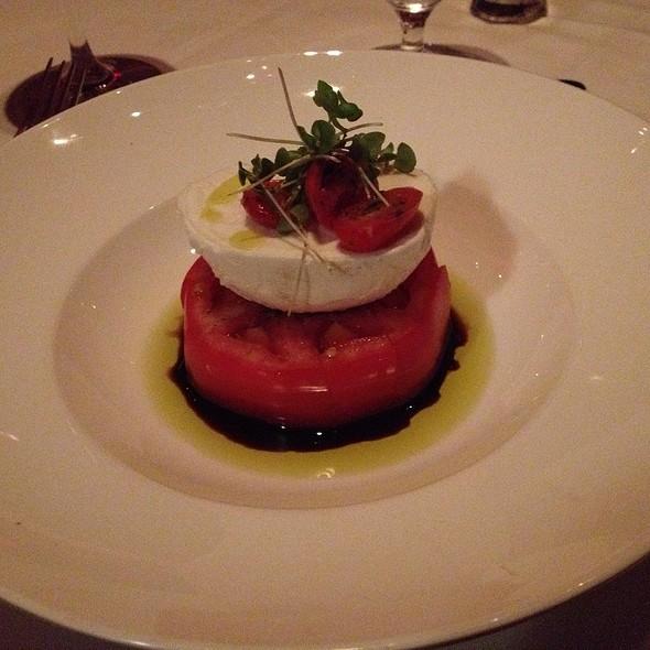 Beefsteak Tomato And Fresh Mozzarella Salad