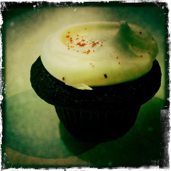 Red Velvet Cupcake @ Cupcake Royale