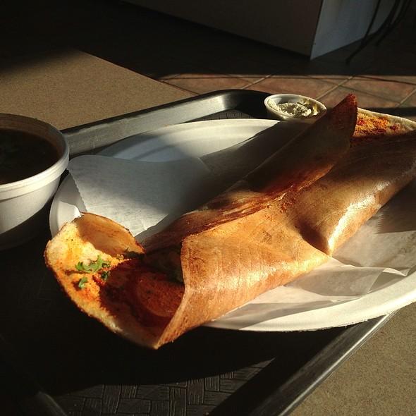 Mysore Masala Dosa @ Shaukin Indian Fast Food