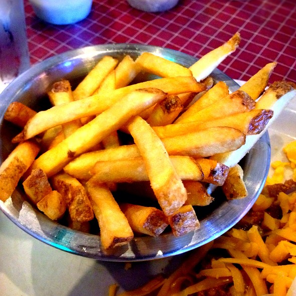 French Fries @ Angry Dog