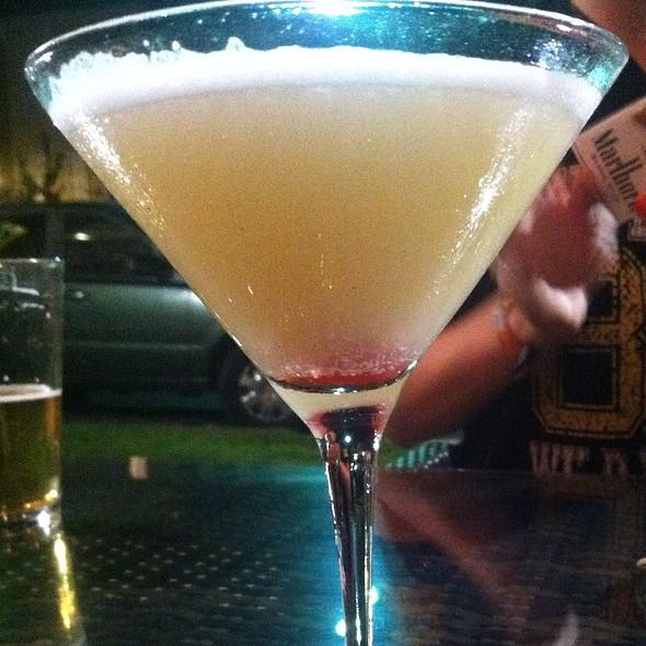 Strawberry Coconut Skinny Martini - Harry's Grille & Tavern, Charlotte, NC