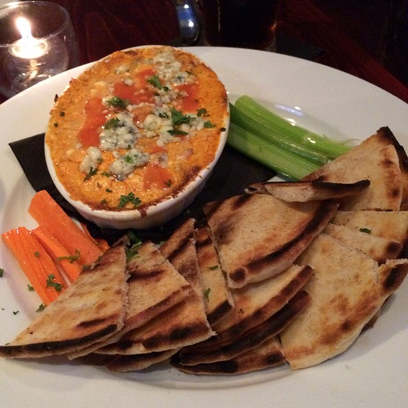 Buffalo Chicken Dip - The Rowhouse Grille, Baltimore, MD