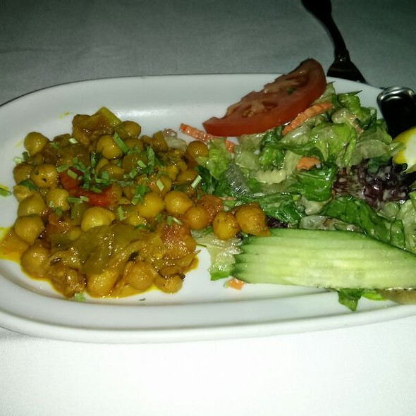 Channa Masala - Restaurant Gandhi, Montréal, QC