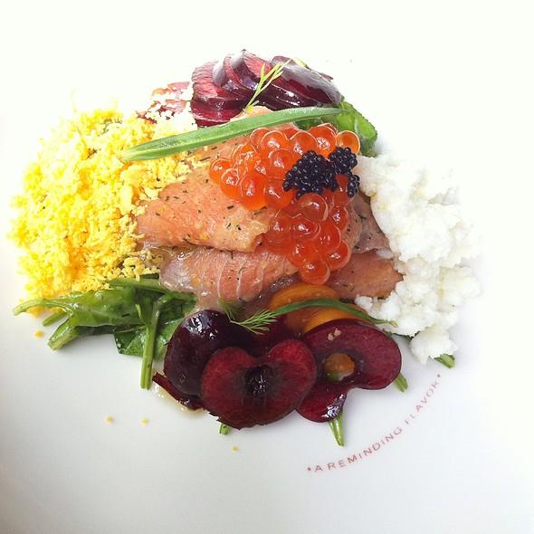 Gravlax @ Kamakamet Dinner