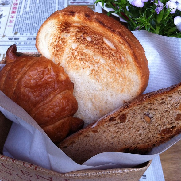 Bread @ Karmakamet Dinner