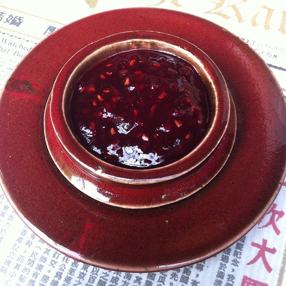 Rasberry Jam @ Karmakamet Dinner