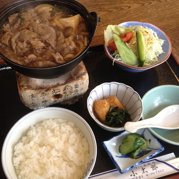 Sukiyaki @ Takayama