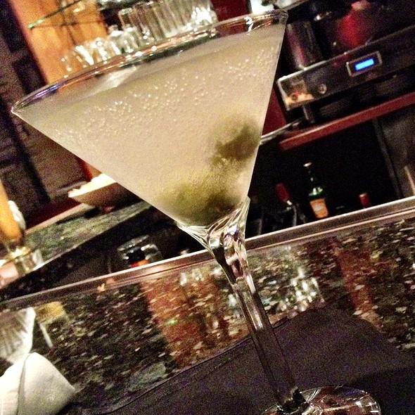 The Grill Martini - Smitty's Grill, Pasadena, CA