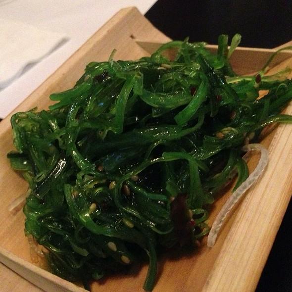 Seaweed salad @ Blue Fish Sushi Bar The