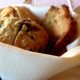 Blueberry Muffin - Stonehouse at San Ysidro Ranch, Santa Barbara, CA