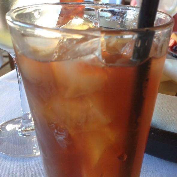 Iced  Tea - Stonehouse at San Ysidro Ranch, Santa Barbara, CA