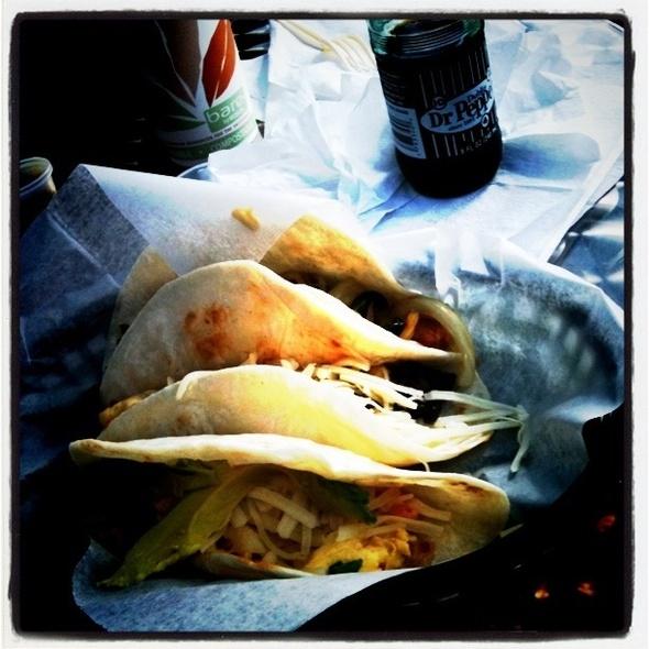 Tacos @ Tacodeli