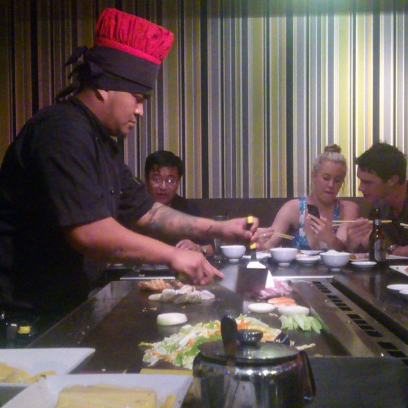 Food Ninja @ KooKoo Teppanyaki and Lounge Bar