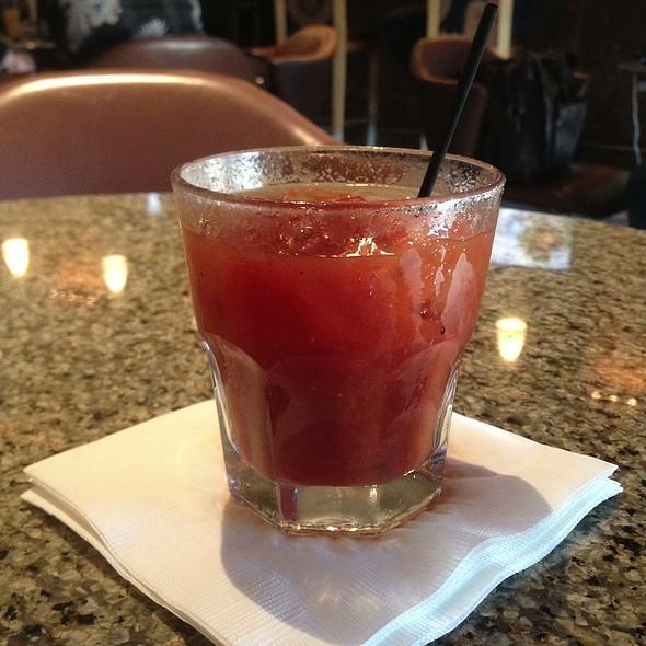 Bloody Mary @ Admirals Club DFW