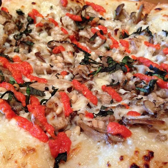 Sundried Tomato Pesto Pizza - Lone Eagle Grille, Incline Village, NV