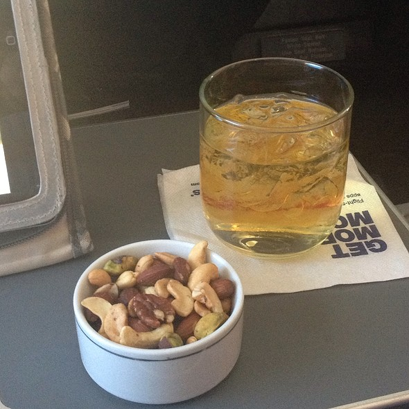 Beverages And Nuts @ Somewhere Over Arkansas
