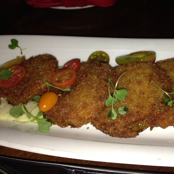 Fried Green Tomatoes @ Shady Lady