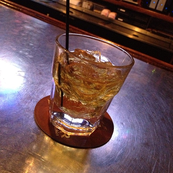 Bulleit Bourbon @ Picasso's Sports Cafe Uptown
