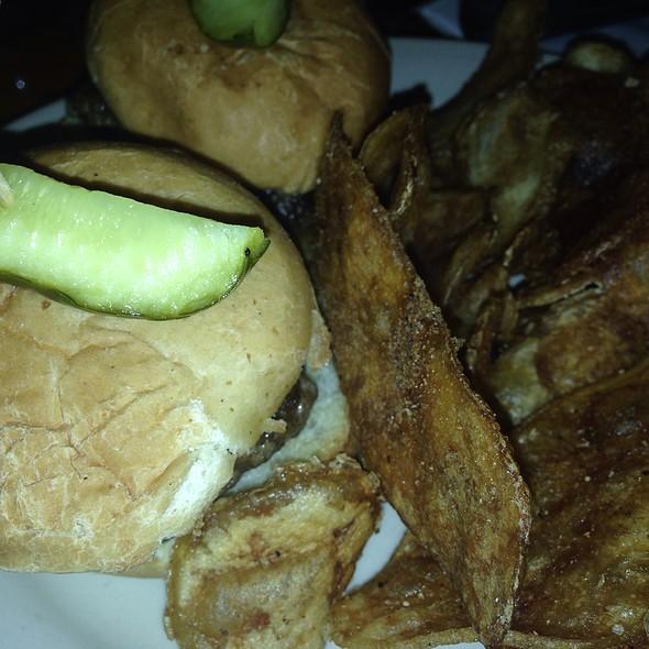Wimpy Happy Hour Burgers - JD Hoyt's, Minneapolis, MN