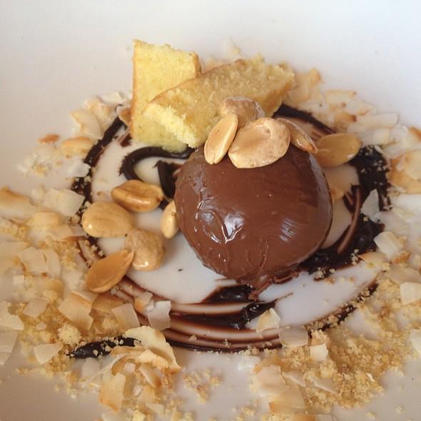 Chocolate Crunch Cake - Joe's Restaurant, Venice, CA