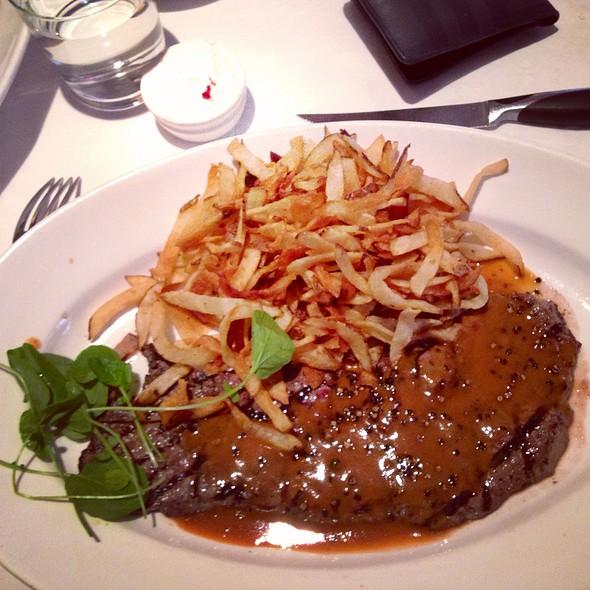 Steak Au Poivre - Mon Ami Gabi - Reston, Reston, VA