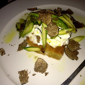 Burrata With Truffles