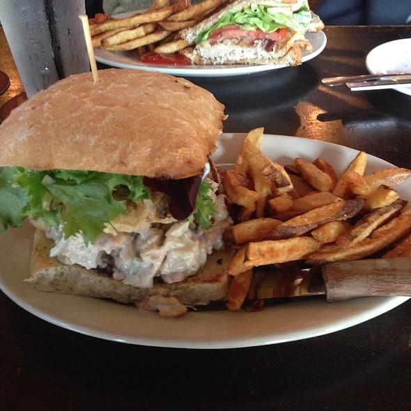 Cashew Chicken Salad Sandwich - Lyndale Tap House, Minneapolis, MN