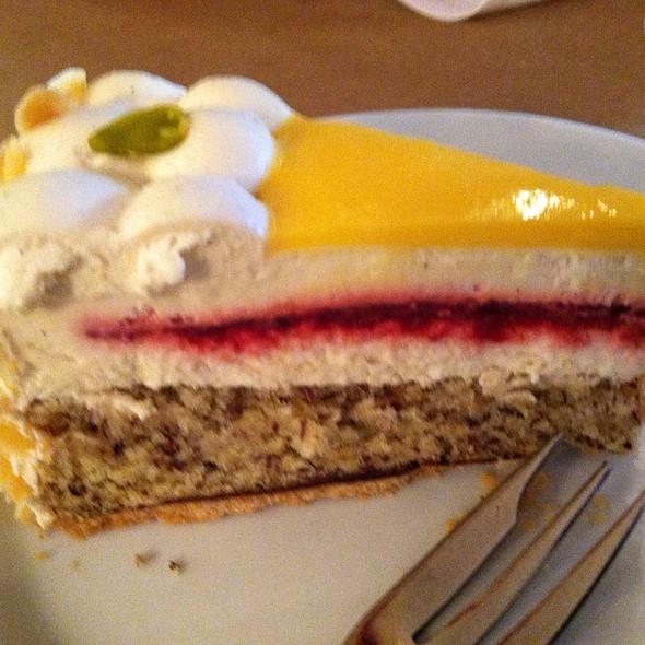 Hazelnut Cake @ Burdick's